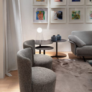 fauteuil coque design emily