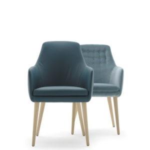 Fauteuil chaise danielle montbel