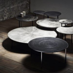 Table Mos ronde bois